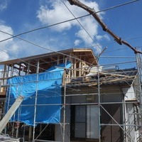 山梨県甲州市/築80年前の家に平屋の増築リフォームのサムネイル