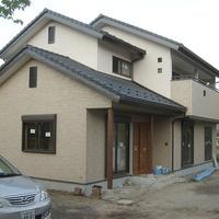 山梨県甲州市/羊毛断熱で包んだ健康住宅のサムネイル